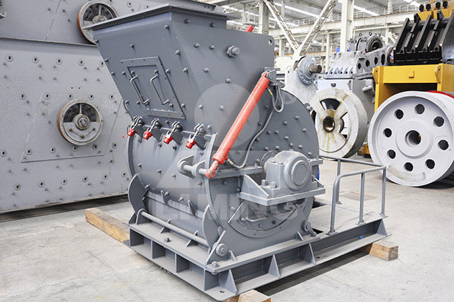 MSB Series Coarse Powder Mill
