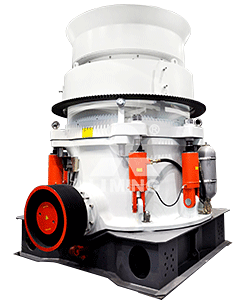 HPT Hydraulic Cone Crusher