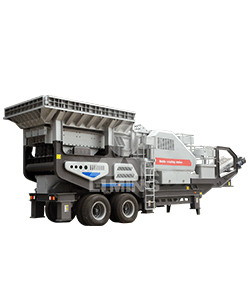 Mobile Primary Crushing Plant