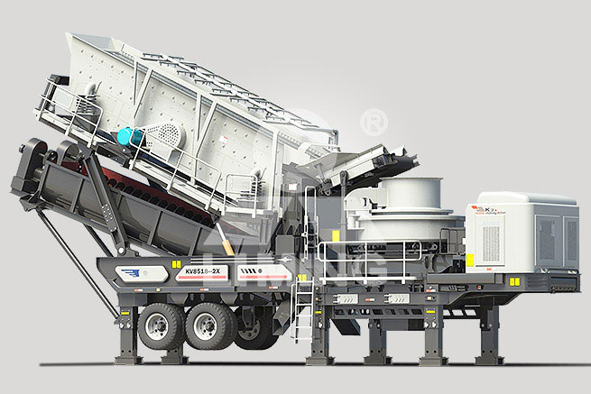 Mobile Crushing and Washing Plant