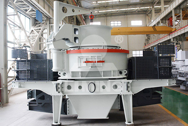 VSI6X Vertical Shaft Impact Crusher