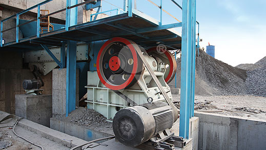 80TPH Limestone Crushing Line in Russia