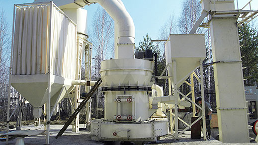 1TPH Calcite Grinding Plant in Russia