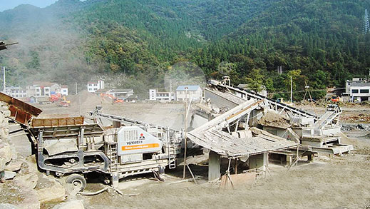 <b>120TPH Limestone processing Project in Mexico</b>
